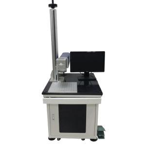 Finger Ring/Key Ring/Metal Fiber Laser Marking Machine 10W/20W
