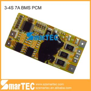 3s 11.1V Li-ion Battery Protection Circuit Module PCBA