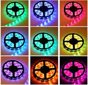RGB LED Light Strips Color Changing LED Strip Light Decorative (SA-SL-5050p-60-RGB