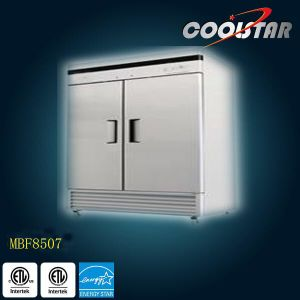 Reach-Ins Stainless Upright Kitchen Refrigerator (MBF8507) pictures & photos