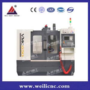 High Precision CNC Milling Center Vmc650