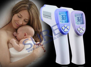 High Accuracy Non-Contact Infrared Thermometer with Good Quality pictures & photos