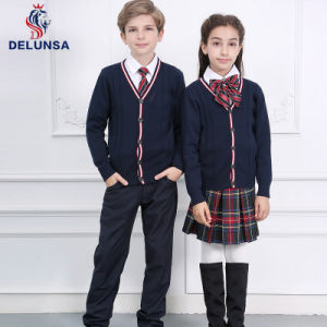 Wholesale Black School Uniform / Sweater pictures & photos