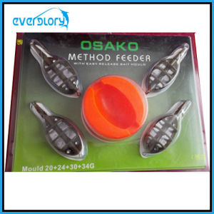 Popular EU Feeder Set Feeder Fishing Tackle PT0002 Fishing Cage pictures & photos