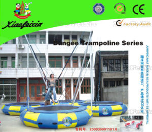 4 in 1 Trailer Bungee Trampoline (LG006) pictures & photos