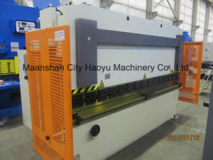 Wc67k Series Ordinary Hydraulic Bending Machine