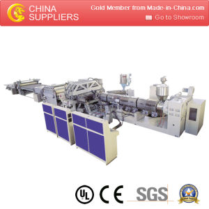 PC Sunshine Board PP Hollow Board Extrusion Manufacturing Machine pictures & photos