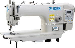 Zuker Computer Lockstitch Industrial Sewing Machine with Auto-Trimmer (ZK9000D-D2)