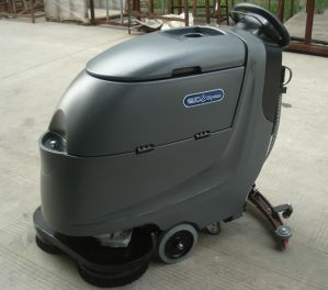 Automatic Floor Scrubber with Good Function pictures & photos