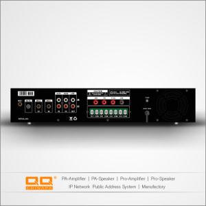 Power Amplifier 480W (USB+FM+Wireless Remote Control) pictures & photos