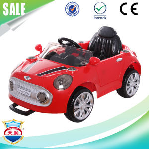 2017 Kids Ride on Plastic Electric Baby RC Toy Car pictures & photos