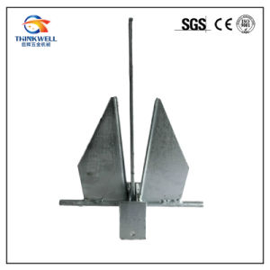 Marine Hardware Carbon Steel Fluke Anchor Danforth Anchor pictures & photos