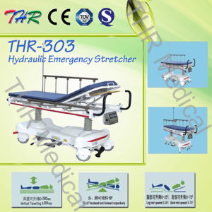Hydraulic ICU Patient Transferr Stretcher (THR-303) pictures & photos