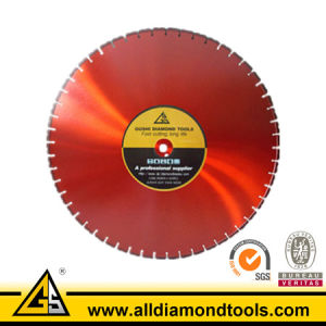 800mm Brazed Wall Circular Cutting Saw Blade - Hsww pictures & photos