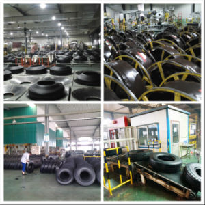 Chinese Top Double Road Brand 9.5r17.5 - Dr826 11 22.5 12 22.5 11 24.5 Bus Tyre Radial Truck Tyre pictures & photos