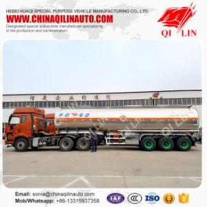 Special Diesel Engine 46cbm Aluminum Alloy Tanker pictures & photos