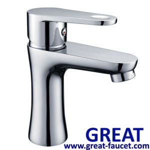 Comtemporary Single Lever Bathroom Basin Faucet (GL2601A26) pictures & photos