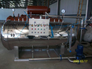 Small Electric Stainless Steel Sterilization Equipment / Food Sterilization / Beverage Sterilization
