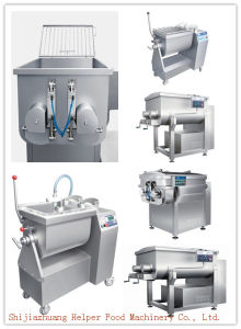 Vacuum Meat Mixer (ZKJB-60/300/650/800/1200) pictures & photos