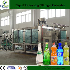 3 in 1 Automatic Soft Filling Machine Like Cocacola pictures & photos