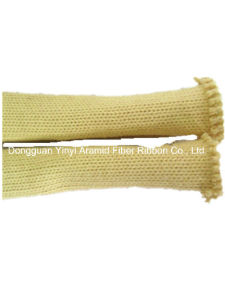 Various Specifications Heat Insulation Aramid Fiber Sleeve pictures & photos