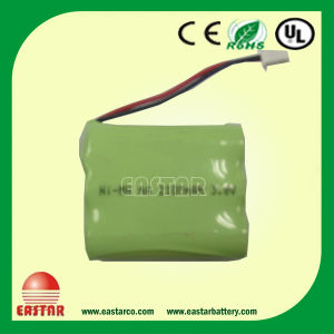 Factory Wholesale Ni-MH Battery 3.6V 2100mAh From Shenzhen Battery pictures & photos