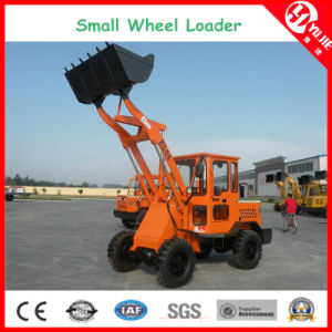 Good Cost Performance! Zl-08 Wheel Loader for Construction Machinery pictures & photos