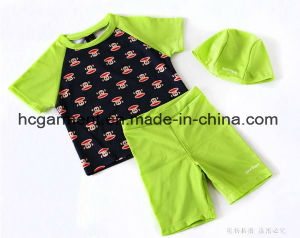 Kids Boy Swimming Suit. Monkey Printed Jumpsuit Swimming Wear pictures & photos