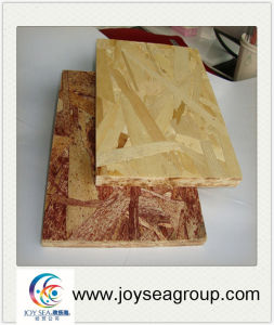 First-Class Low Formaldehyde Emission OSB pictures & photos