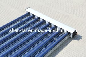 Shentai New Heat Pipe Solar Collector with CPC Mirrors pictures & photos