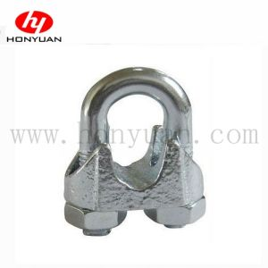 DIN 741 Malleable Wire Rope Clips with Groove