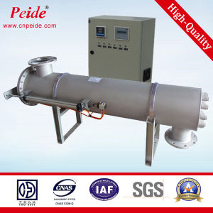Ss304 Auto Clean Swimming Pool Disinfection UV Water Sterilizer pictures & photos