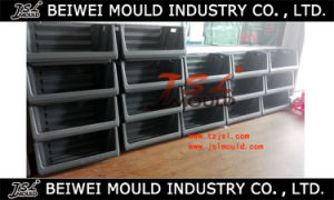 High Quality Large Stacking Storage Bin Plastic Mold pictures & photos