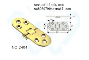 Furniture Hinge, Hardware Hinge, Door Hinge (AL-2404) pictures & photos