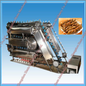 China Supplier BBQ Kebab Making Equipment pictures & photos