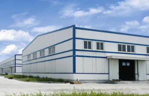 Light Steel Structure Factory Building/Steel Plant pictures & photos
