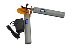 Best Price Dual Color Dental LED Curing Light with CE pictures & photos