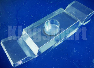 PET Thermoformed Plastic Blister Trays (KSM-53)