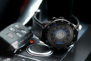 OLED Screen Smart Watch Kw88 with Android 5.1 Smart Watch Phone Bluetooth 4.0 WiFi Heart Rate Monitor pictures & photos