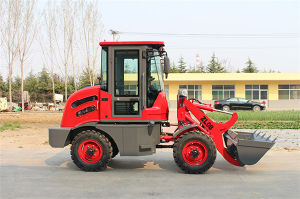 Mini Compact Loader Zl08 pictures & photos