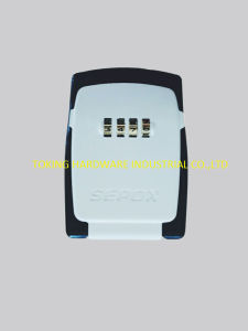 Portable 4 Digits Combination Key Box pictures & photos