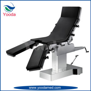 Stainless Steel Hospital and Medical Products Hydraulic Operation Table pictures & photos