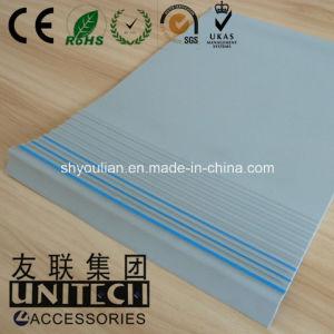Easy Clean Plastic Decorative Stair Tread (Green Point UN435)