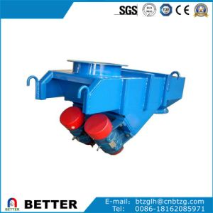 High Quality Dz Series Moto Vibrating Feeder for Sale pictures & photos