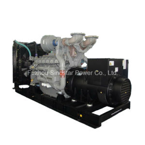 1200kw / 1500kVA Emergency Power Plant Generator with Perkins Engine