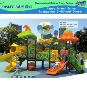 China Line Leading Factory Sales Cartoon Playground (HD-802) pictures & photos