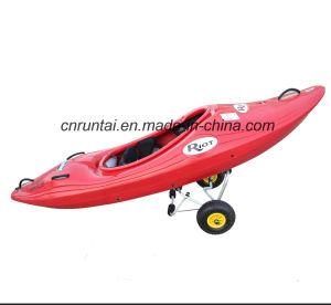 Convenient Kayak Trailer and Durable Kayak Trailer Service Cart pictures & photos