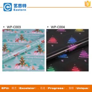 Flower Gift Paper Wrap Paper pictures & photos