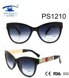 2016 High Quality Plastic Sunglasses (PS1210) pictures & photos