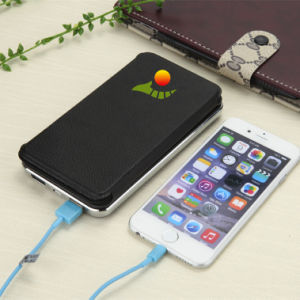 Solar Power Bank 10000mAh Real High Capacity Battery Charger Solar Power Bank for Laptop pictures & photos